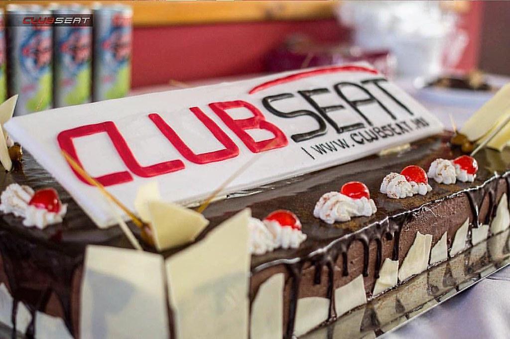 Happy Birthday Clubseat 12th Birthday Cake Clubseatn Hungary