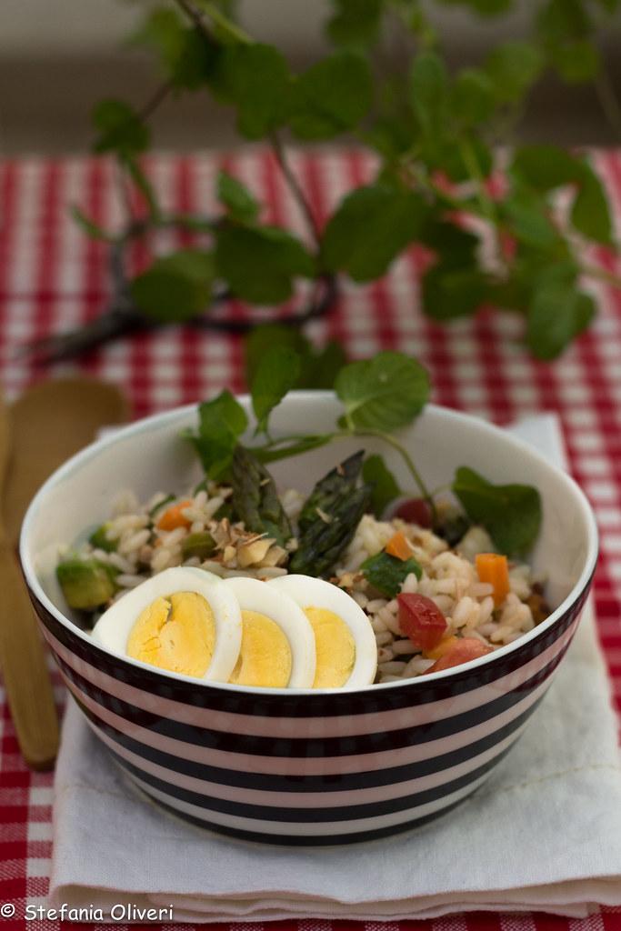 insalata di riso asparagi 6243