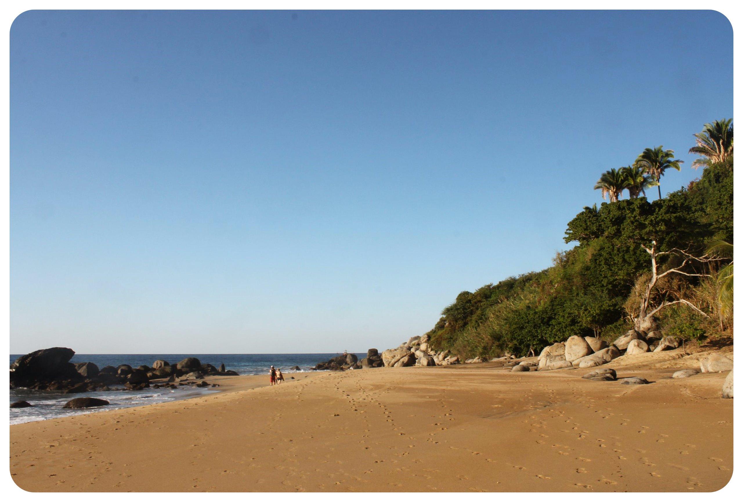 sayulita carricitos beach