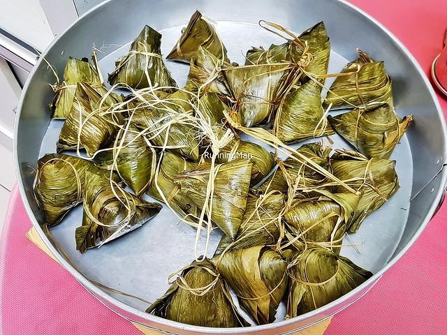 Bak Chang / Zong Zi / Glutinous Rice Dumpling
