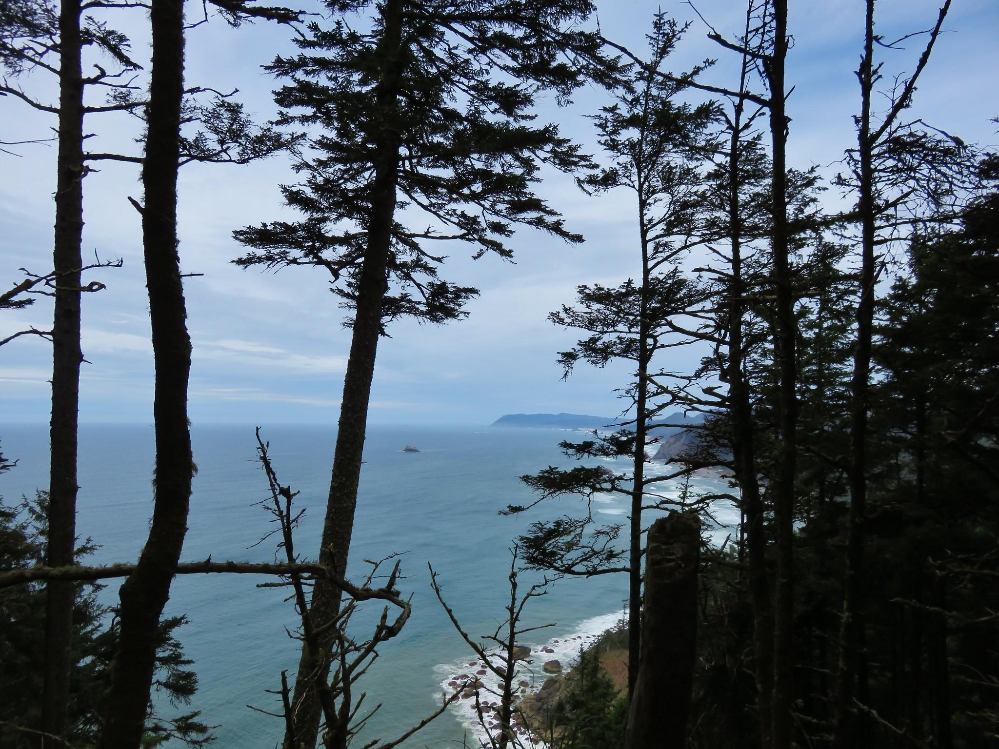 Tillamook Head from the Oregon Coast Trail