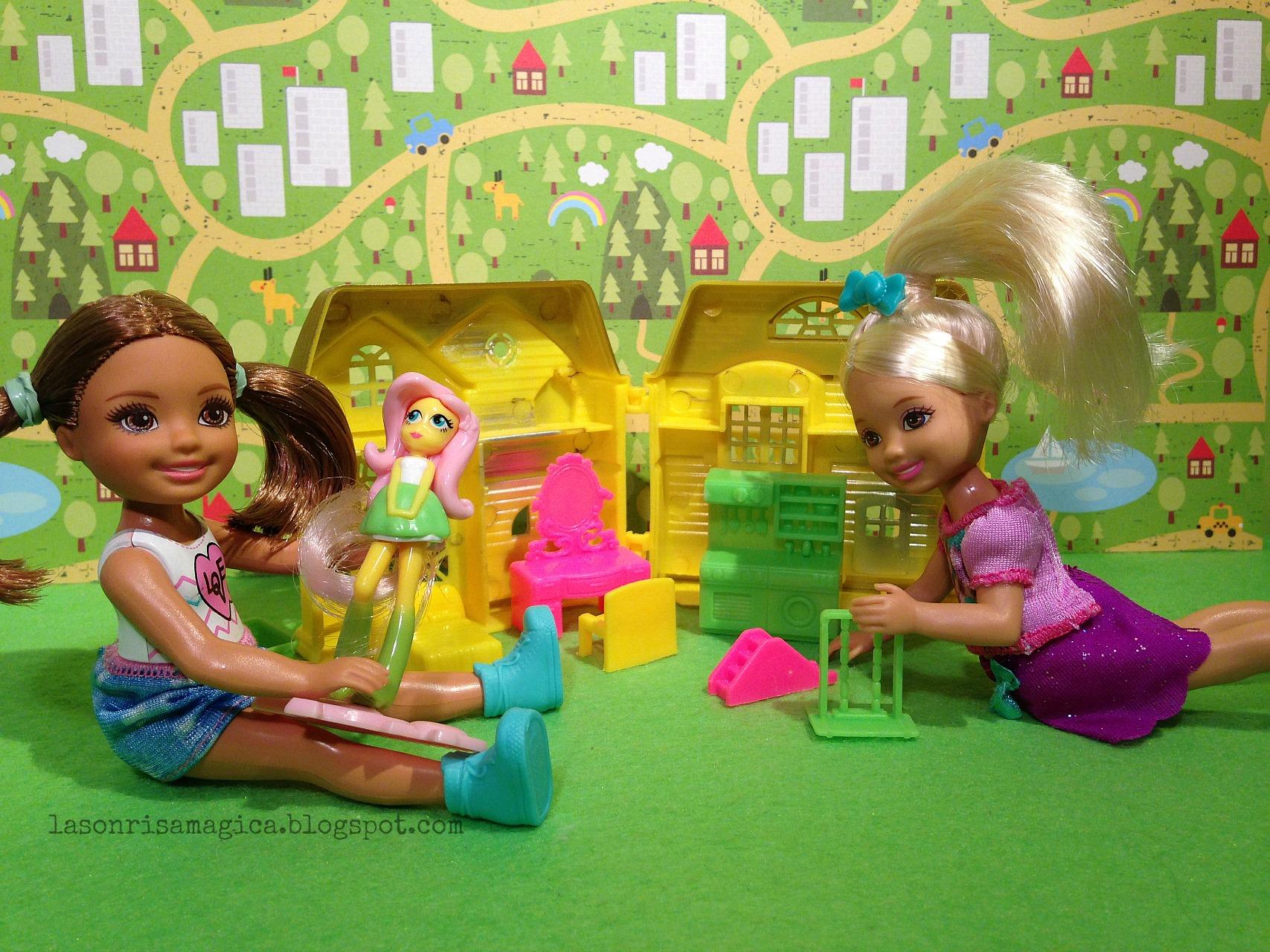 La Sonrisa Mágica: A dollhouse for Chelsea