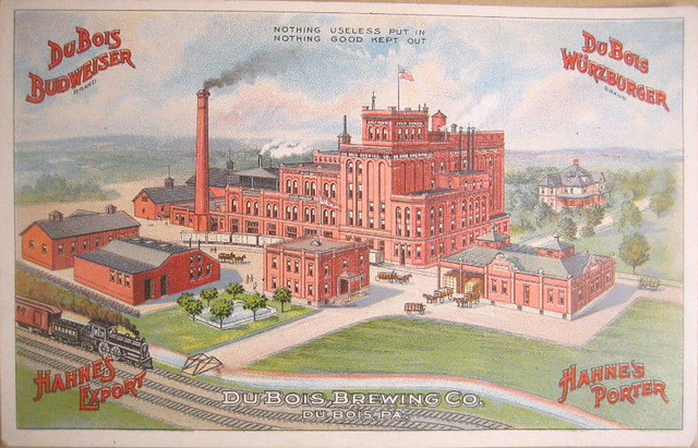 DuBois-Brewing-postcard