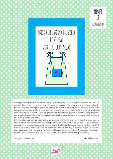 diy vestidos dress v310