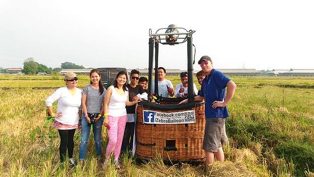 Lubao International Balloon FestivaTravel Philippines Pampanga Summer Duane Bacon Team Zebra