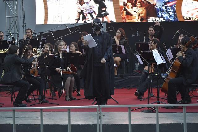 Concierto Música de Películas USS