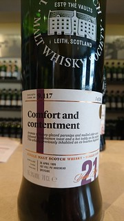 SMWS 9.117 - Comfort and contentment