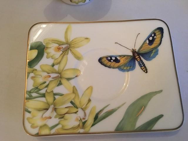 Michelin 052 butterfly plate