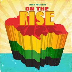 "Gibbo Presents ""On The Rise"" (Front)"