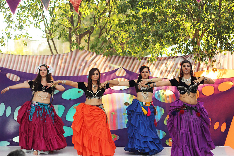 Sarasvati @ MOMO Festival 2017