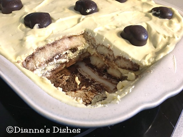 Not Your Mama's Tiramisu: Layers