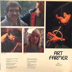 ART FARMER:CRAWL SPACE(JACKET C)