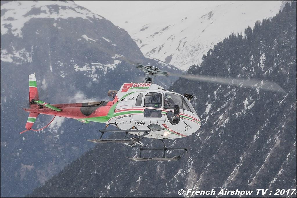 Hélicoptere , Fly Courchevel 2017 , Hélico 2017