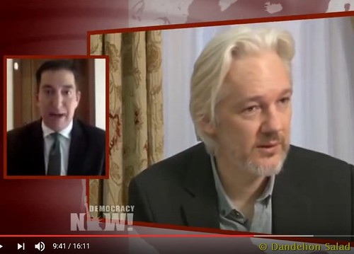 Glenn Greenwald Julian Assange