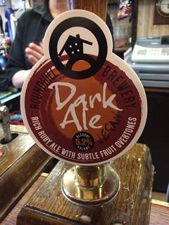 Roundhill Brewery, Vegan Dark Ale, England