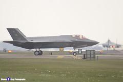 14-5091 HL - AF-092 - USAF - Lockheed Martin F-35A Lightning II - Lakenheath, Suffolk - 170420 - Steven Gray - IMG_4584