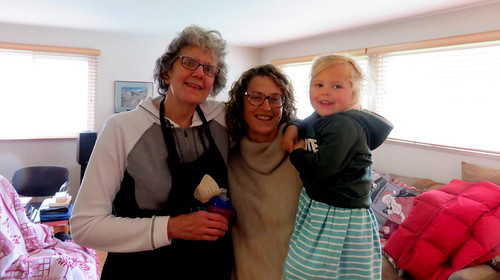 Carol, Emily, & Josie Joy