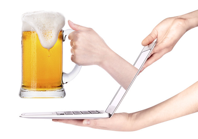 beer-from-laptop