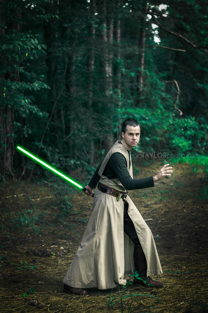 Jedi Cosplay 2 Paul Christopher Taylor Flickr