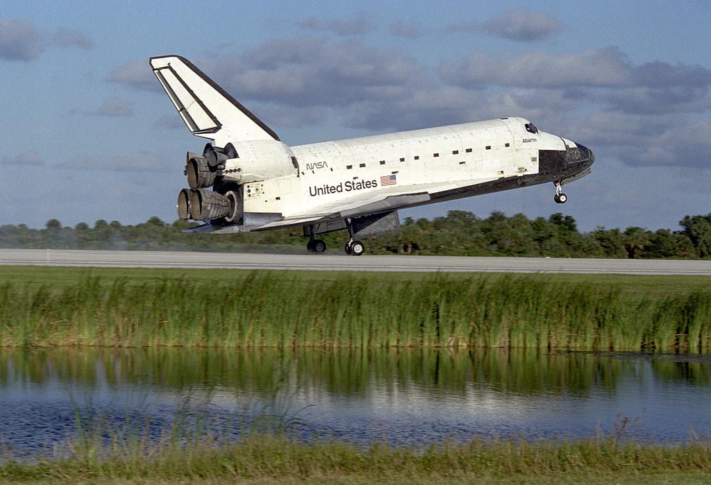 space shuttle orbiter atlantis - photo #12
