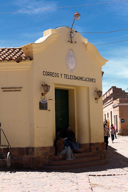 Oficina de correos en humahuaca flickr photo sharing for Oficina de correos burgos