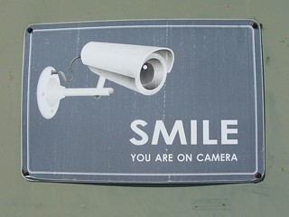 Smile You Are On Camera | by IntelFreePress