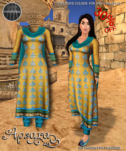 Apsara -Exclusive Anarkali | by Mayaa Thistle / Apsara / Jalwa / Bilo