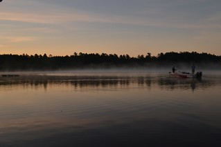 Northwoods Wisconsin - sunrise on Three Lakes | by turn off your computer and go outside
