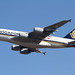 Singapore Airlines A380-800(9V-SKA)