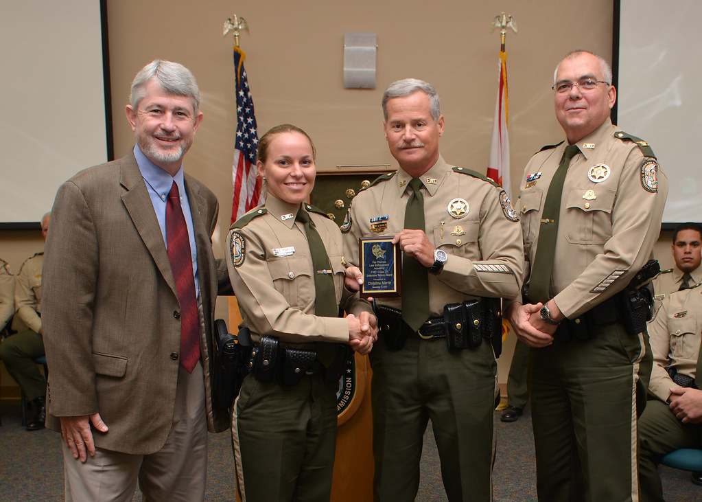 Fwc dle class 21 graduation day new officers are sworn for Florida fish and wildlife officer