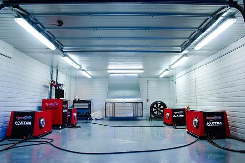Xtra racing garage domantasm flickr