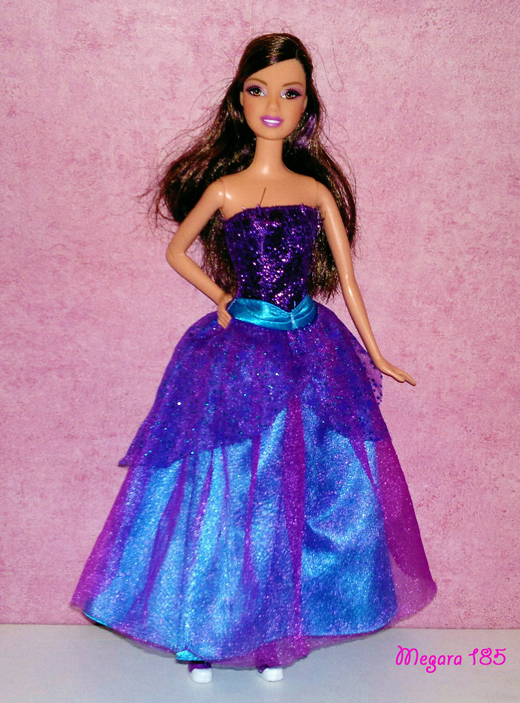 2010 marie alice barbie in a fashion fairytale by mgr - Barbie Marie