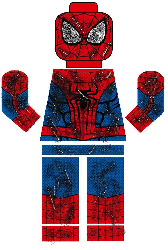 lego amazing spiderman