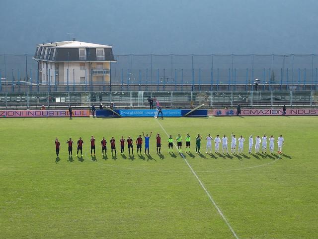 Lumezzane - Santarcangelo 0-0