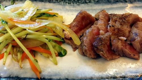 Pan-fried Australian Wagyu