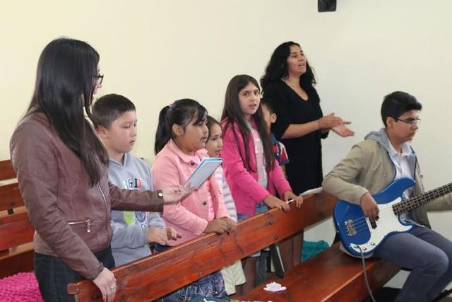 Nuevo Ciclo de Escuelas Dominicales en IMPCH Guarilihue