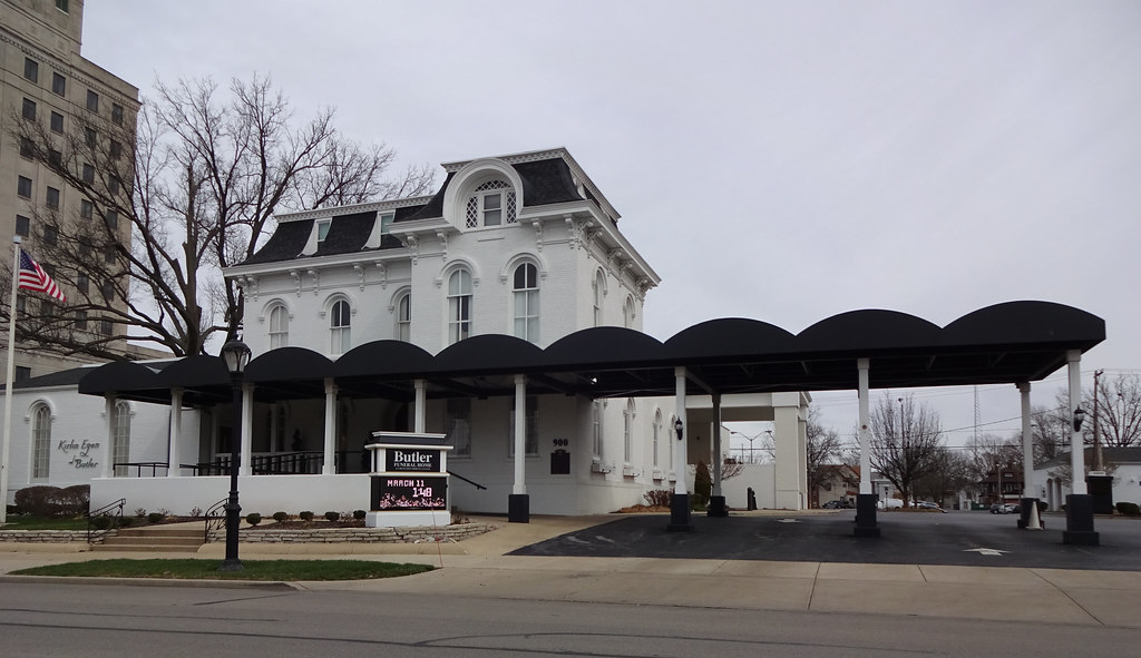 Butler Funeral Home Springfield Il