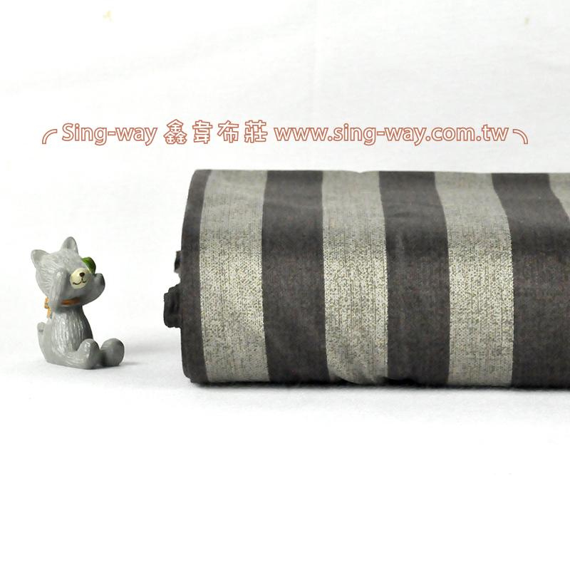 直條紋 簡約 精梳棉床品床單布料 CA490353