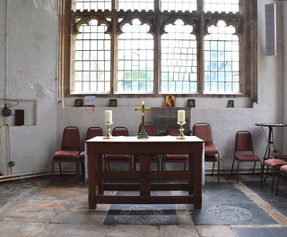 south aisle chapel | by Simon_K