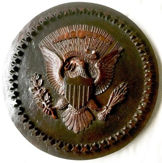 Great Seal plaque