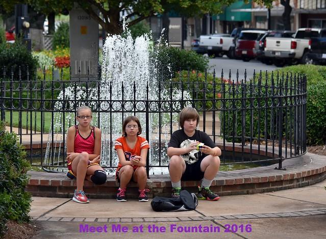 Fountain 2016