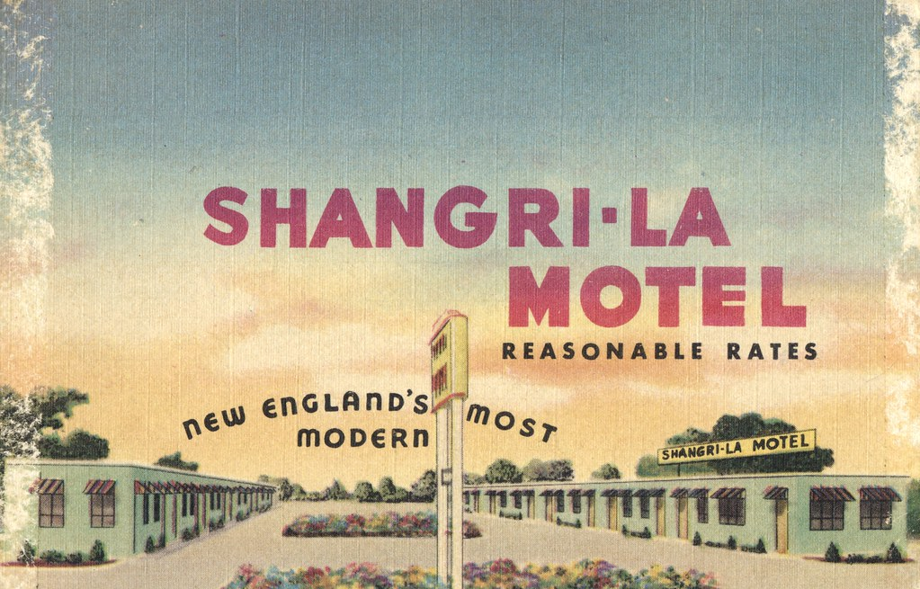 Shangri-La Motel - Seekonk, Massachusetts