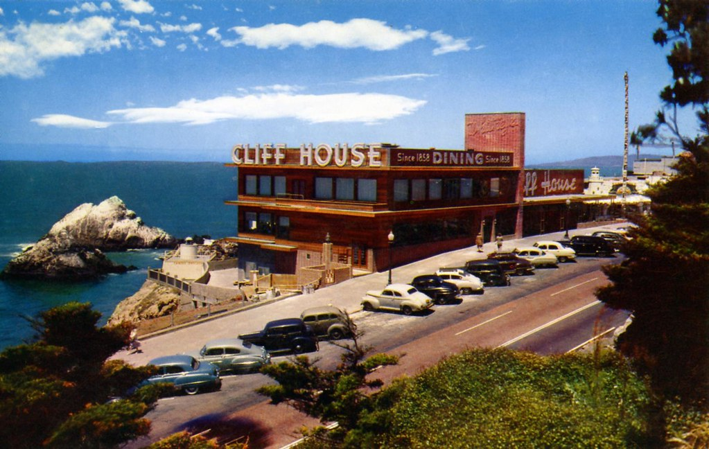 ... Cliff House Restaurant San Francisco CA | By Edge And Corner Wear