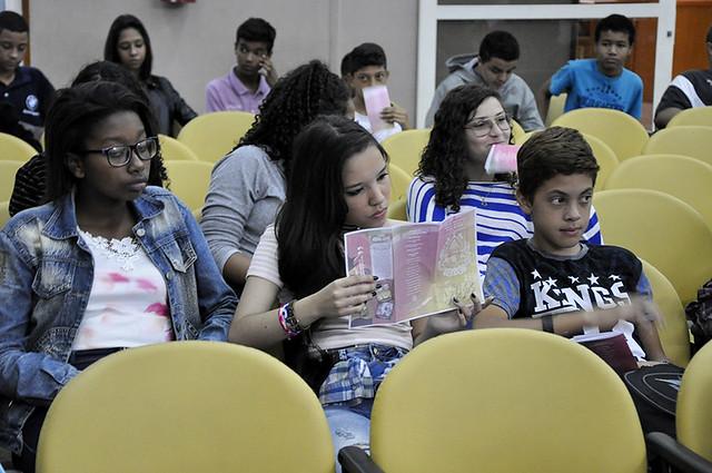 A casa é sua - Escola Maria Odete de Freitas