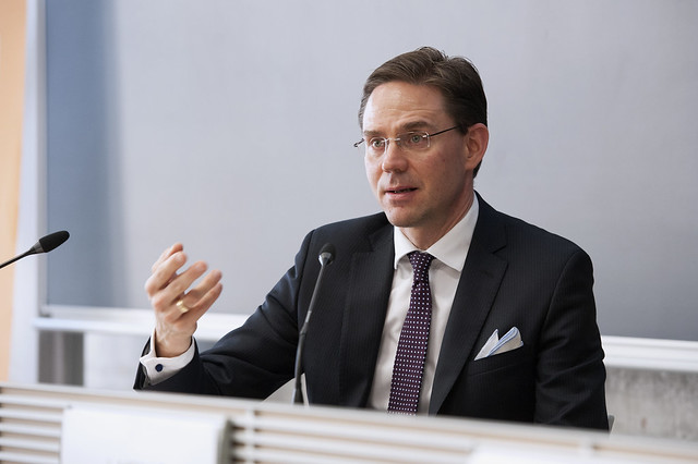 """The Future of Europe"" by Mr Jyrki KATAINEN, Vice-President for Jobs, Growth, Investment and Competitiveness, European Commission.21 March 2017"