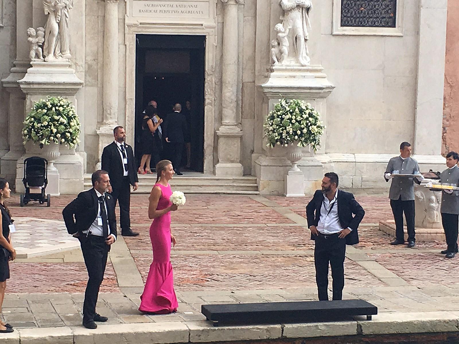 Weddings of Ana Ivanovic and Bastian Schweinsteiger