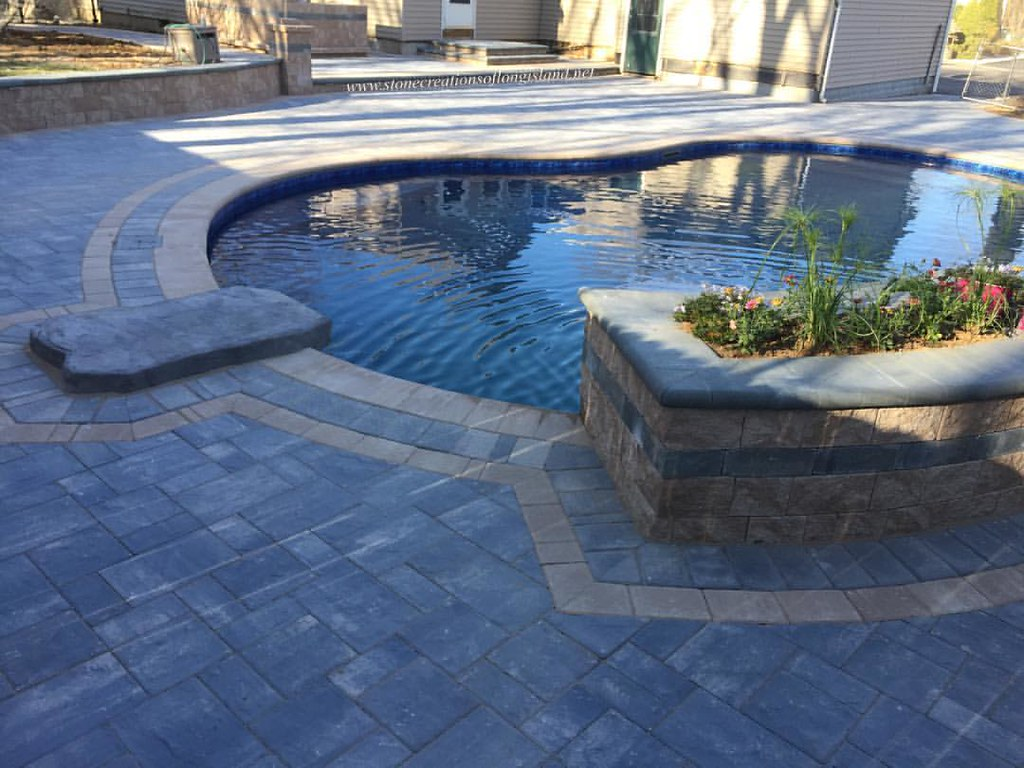 ... Our Pool Patio/outdoor Living Area Is Almost A Wrap, Few More Details  And