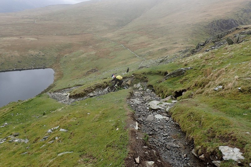 North Wales MTB Weekend - Snowdon and CYB