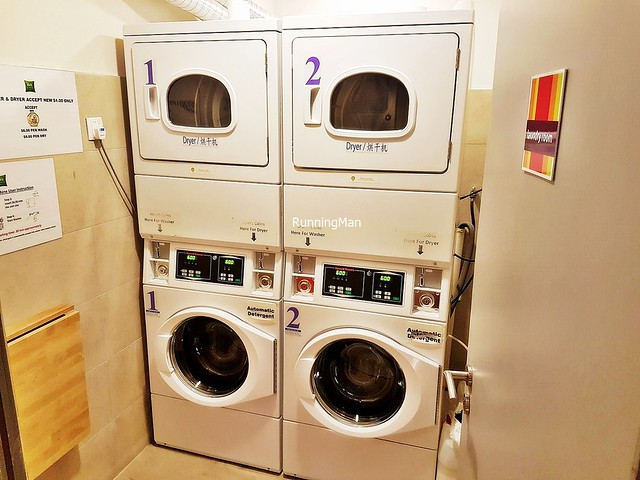 Ibis Styles 06 - Washer & Dryer
