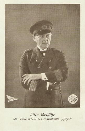 Otto Gebühr in In treue stark (1926)